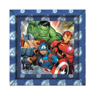 Puslespill 60 Avengers Clementoni