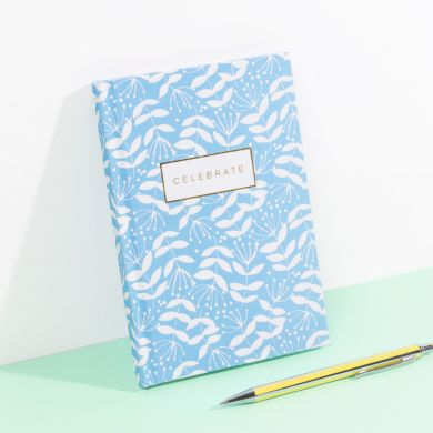 Journal A5 Fleur Celebrate Book