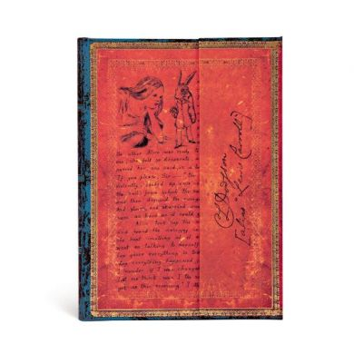 Paperblanks Lewis Carroll Ultra Ulinj