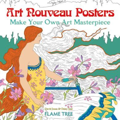 Art Nouveau Posters (Art Colouring Book)