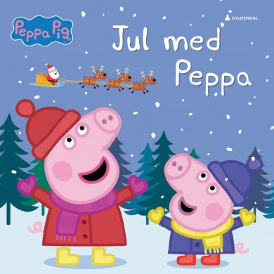 Jul med Peppa