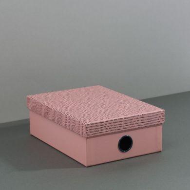 Oppbevaringsboks PD A5 Peach