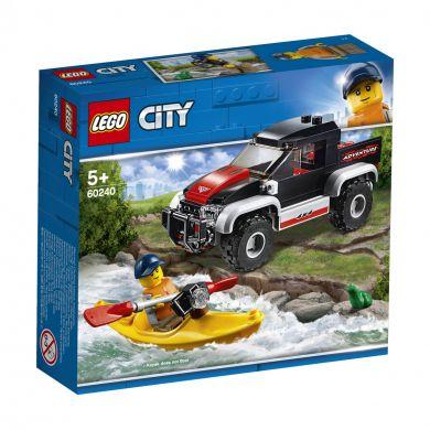 Lego Kajakkeventyr 60240