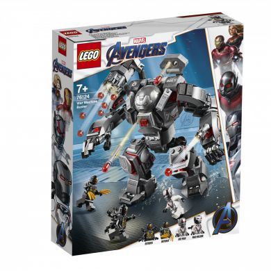Lego War Machine Kuseren 76124