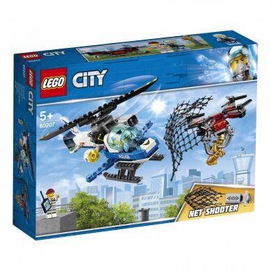 Lego Politi Og Dronejakt 60207