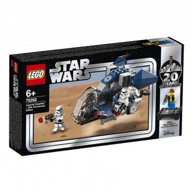 Lego Imperial Dropship 20 Års Jubileumsutgave 7526
