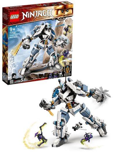 Lego Zanes Titanrobotkamp 71738