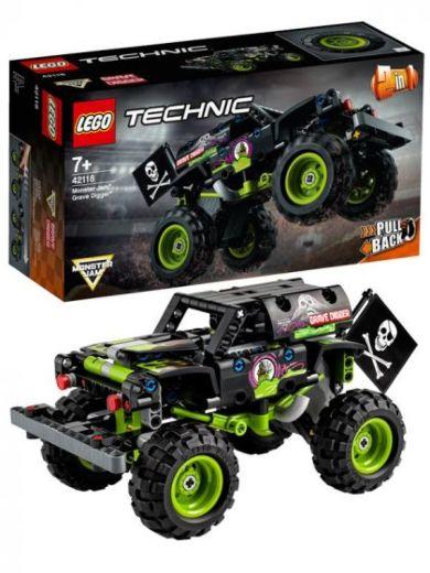 Lego Monster Jam Grave Digger 42118