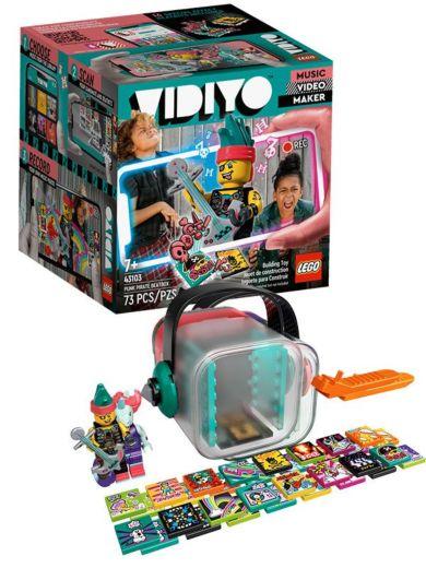 Lego Punk Pirate BeatBox 43103