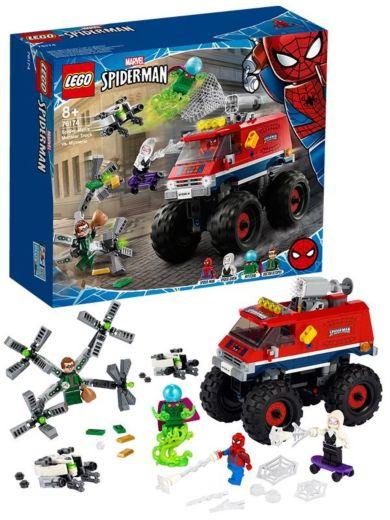 Lego Spider-Mans Monstertruck mot Mysterio 76174