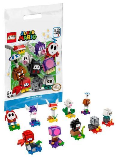 Lego Figurpakker 2. Serie 71386