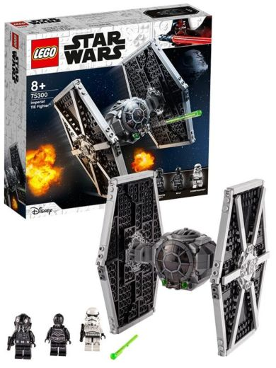 Lego Imperiets TIE-Fighter 75300