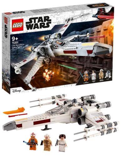 Lego Luke Skywalkers X-Wing-jager 75301