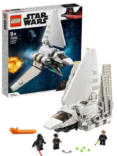 Lego Imperieferge 75302