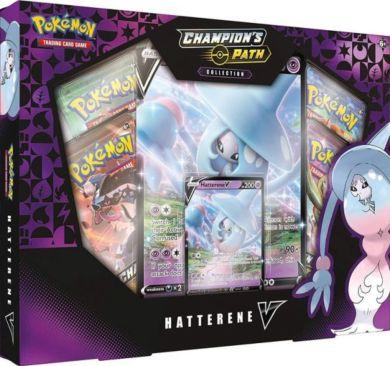 Pokemon Sword & Shield 3.5, Box Champions's Path H
