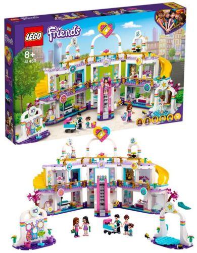 Lego Heartlake Citys kjøpesenter 41450