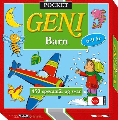SPILL POCKET GENI BARN
