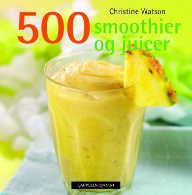 500 smoothier og juicer