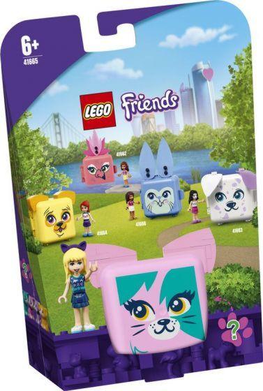 Lego Stephanies katteboks 41665