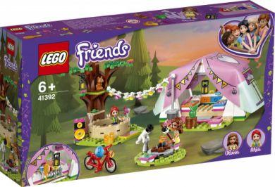 Lego Glamping I Naturen 41392