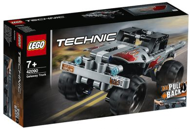 Lego Fluktbil 42090