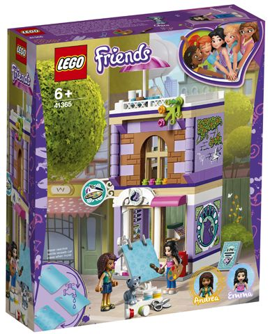 Lego Emmas Atelier 41365
