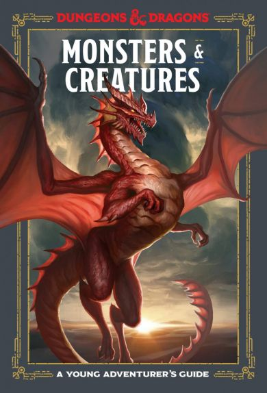 Monsters and creatures