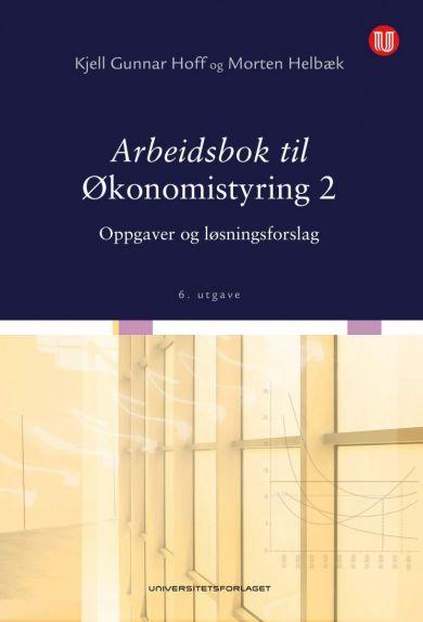 Arbeidsbok til Økonomistyring 2