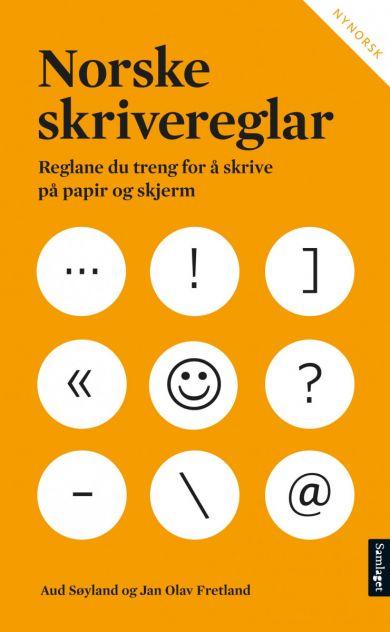 Norske skrivereglar