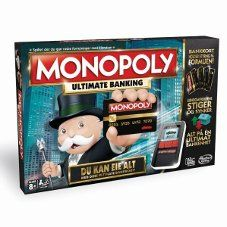 Spill Monopol Ultimate Banking No