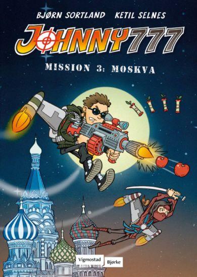Mission 3: Moskva