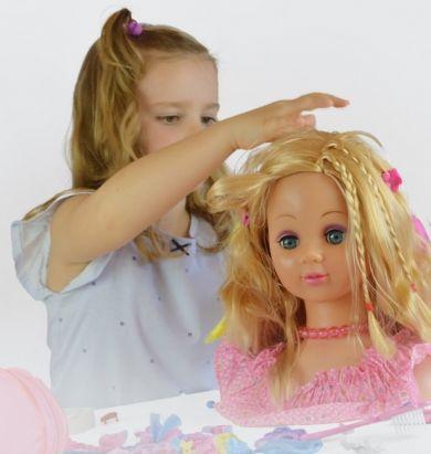 Sminkehode Camilla . Little Me
