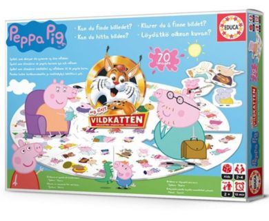 Spill Villkatten My First Peppa Pig