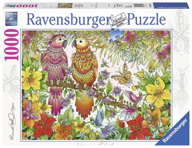 Puslespill 1000 Tropical Feeling Ravensburger