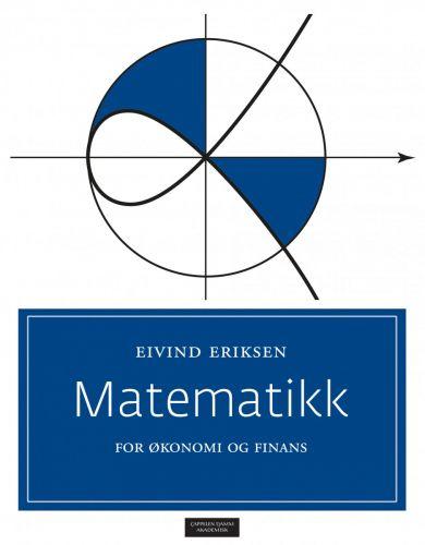 Matematikk for økonomi og finans
