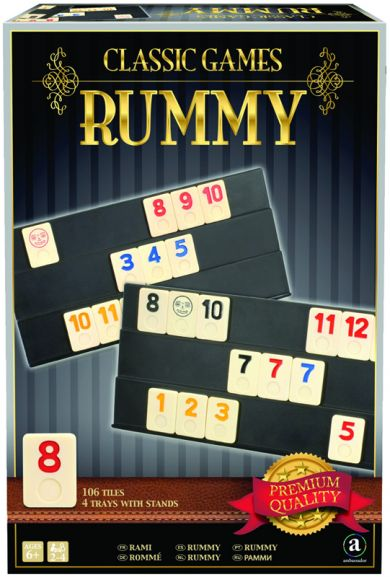 Spill Classic Games Coll Rummy