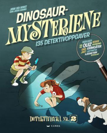 Dinosaurmysteriene. 135 detektivoppgaver