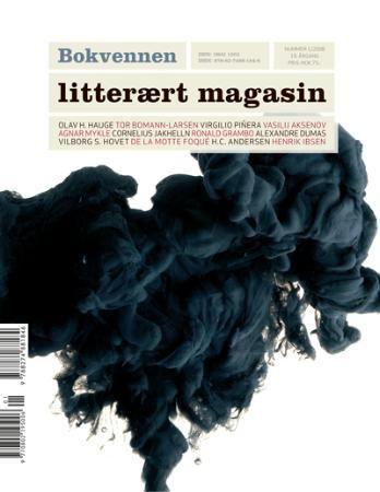 Bokvennen. Nr. 1 2008