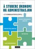 Å studere økonomi og administrasjon