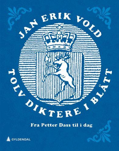 Tolv diktere i blått