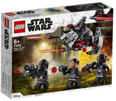 Lego Stridspakke Med Inferno Squad 75226