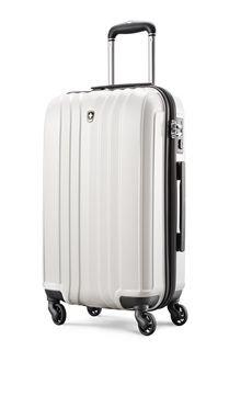 Koffert Swissmobility  Stor White