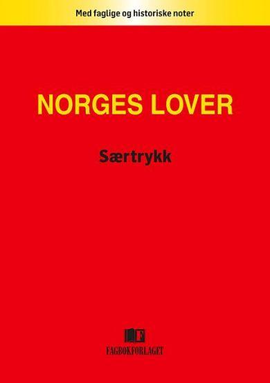 Burettslagslova ; Bustadbyggjelagslova : lov 6 juni 2003 nr. 38 om bustadbyggjelag : sist endret ved