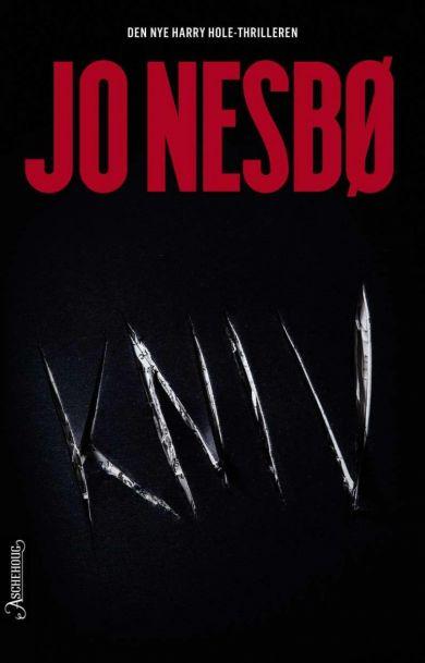 Kniv - SIGNERT av Jo Nesbø