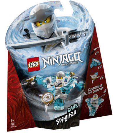 Lego Spinjitzu-Zane 70661