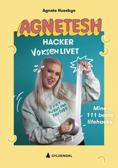 Agnetesh hacker voksenlivet