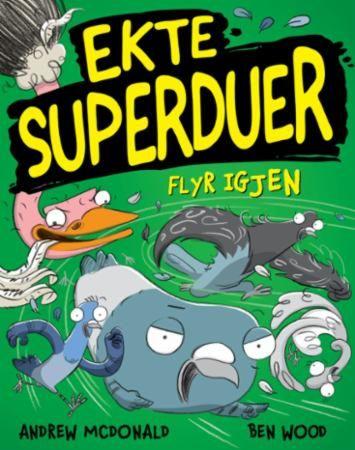 Ekte superduer flyr igjen