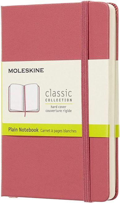 Moleskine Daisy Pink Notebook Pocket Plain Hard