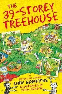 The 39-storey treehouse