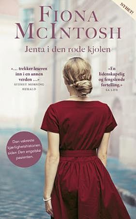 Jenta i den røde kjolen
